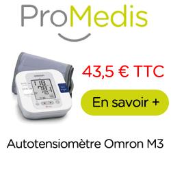 tensiometre omron m3 pas cher