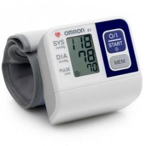 Autotensiomètre au poignet R2 OMRON